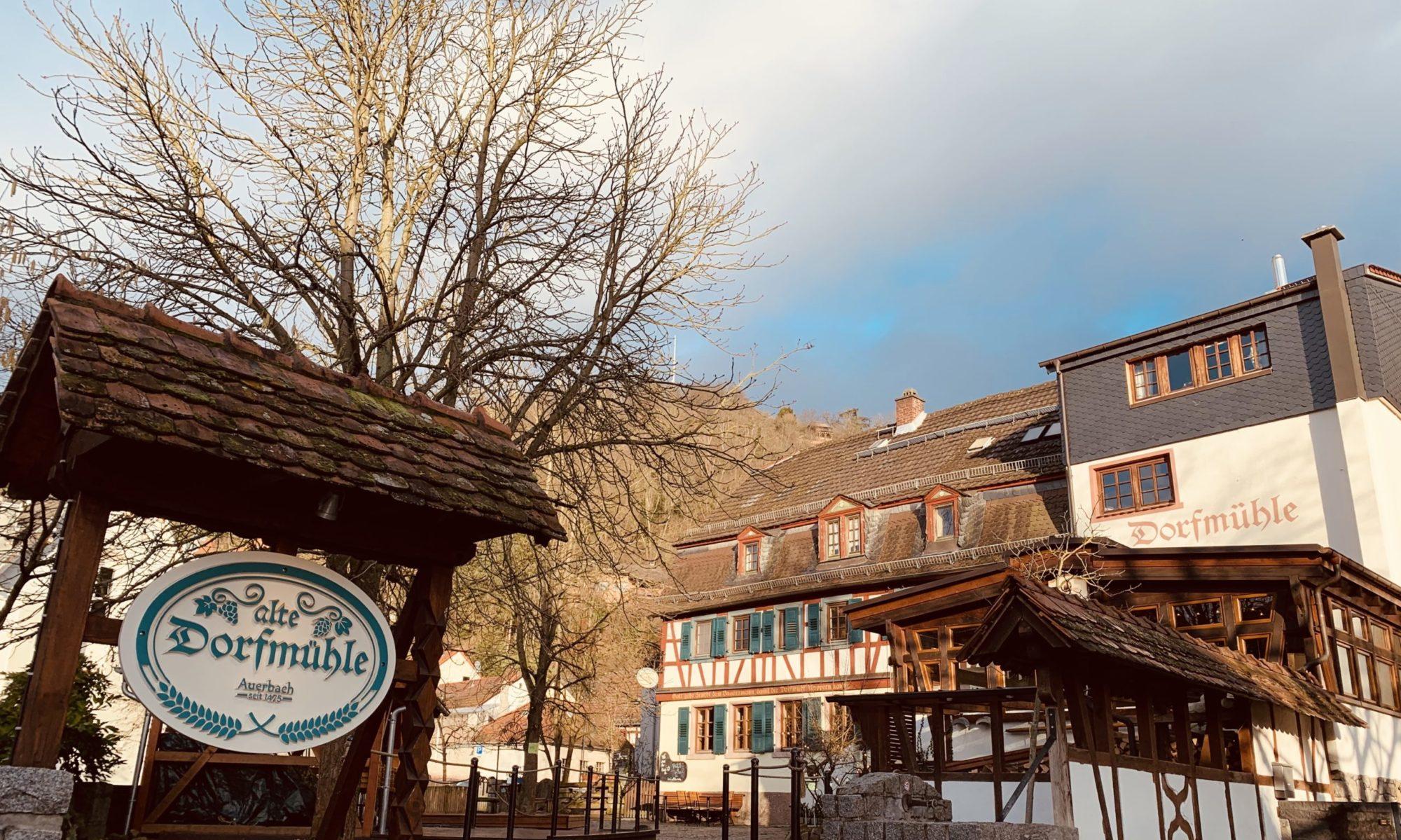 Alte Dorfmühle Auerbach